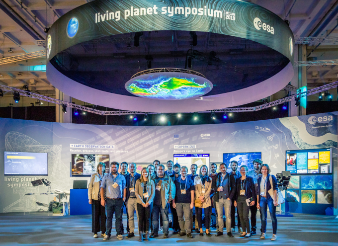 ESA-Teilnehmer